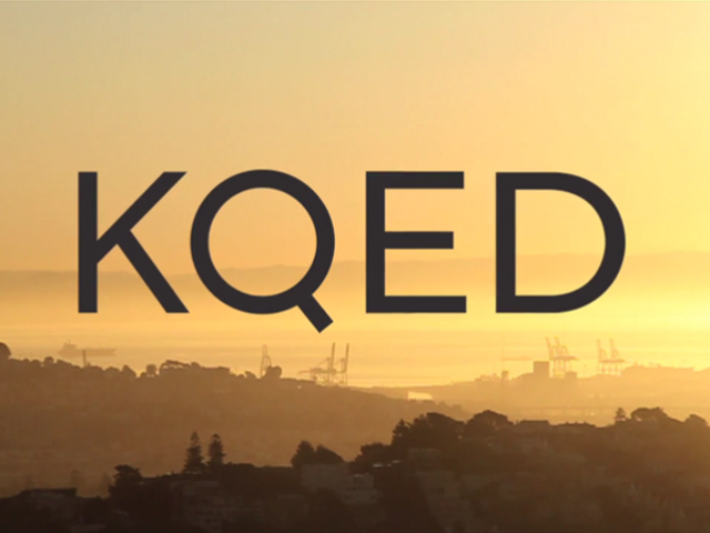 What's up with KQED?
