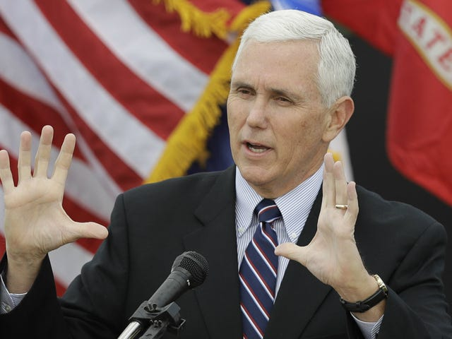 What's in Mike Pence's Emails That He's Fighting So Very Hard to Hide?
