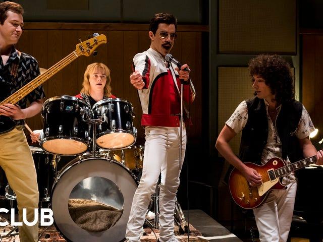 """Pelakon Bohemian Rhapsody bercakap mengenai tekanan """"monumental"""" yang menggambarkan Ratu"""