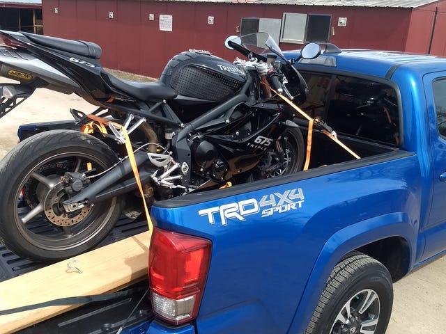 Bike broke down....AMA: Update
