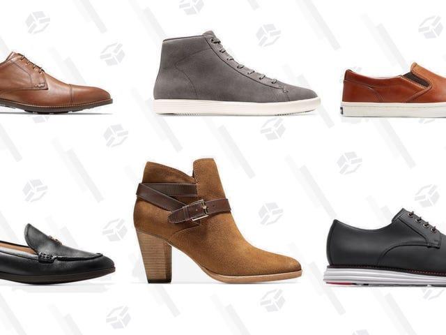 Step On Up to Cole Haan's Black Friday Sale - 50% Off 400+ Items, 30% Off Everything Else