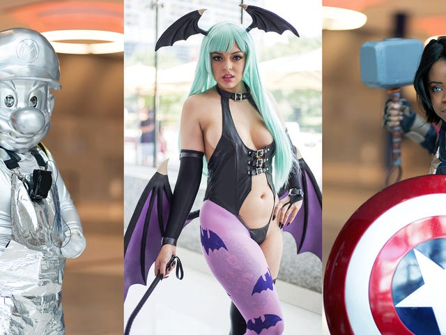 Our Favorite Cosplay From Anime Matsuri 2019
