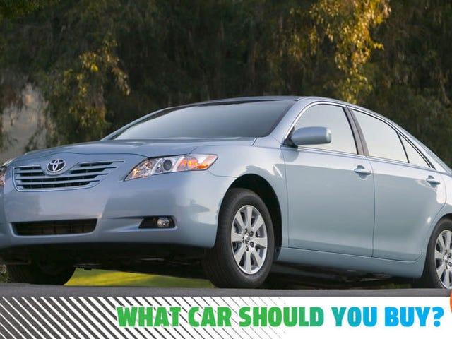 Saya Membutuhkan Sedan yang Cepat dan Andal untuk Mengganti Camry Lama Saya!  Mobil apa yang harus saya beli?
