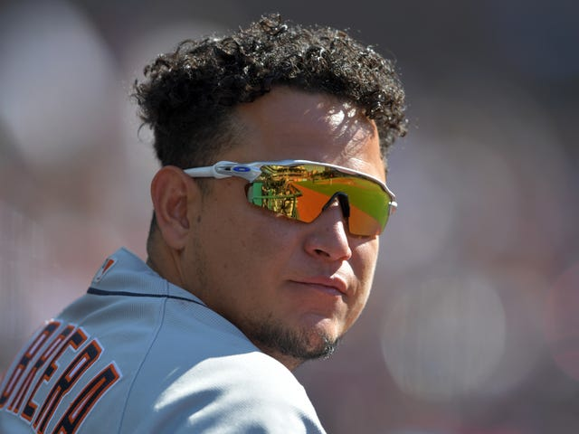 Miguel Cabrera's Decline Is Going To Be A Long And Sad Affair