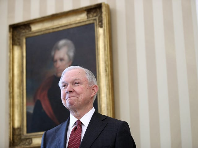 Trump Insults Attorney General Jeff Sessions and King Keebler Fights Back