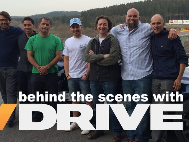 Behind the Scenes with /DRIVE