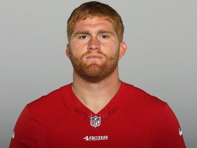 Αστυνομικοί: 49ers Fullback Bruce Miller συνελήφθη για συζυγική μπαταρία