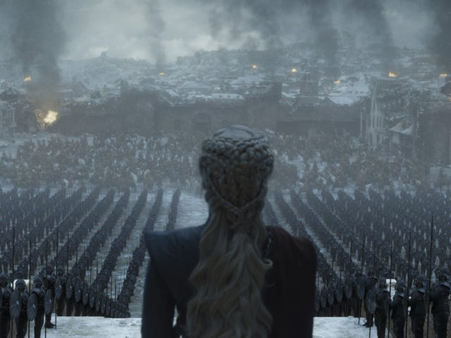 Come One and All, for the Final io9 <i>Game of Thrones</i> Spoiler Discussion Zone