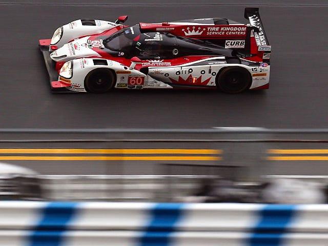 ROLEX 24: Shank Ligier-Honda leads opening practice