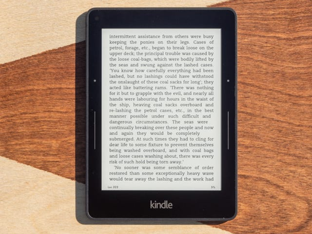 Avid Reader? Buy a Refurbished Kindle Voyage, While You Still Can.
