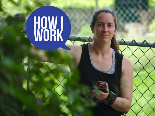 我是Lifehacker Health编辑Beth Skwarecki,这就是我的工作方式