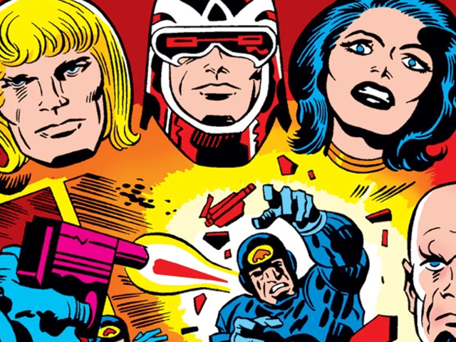 Marvel Confirms It's Actually Thinking About Making an Eternals Movie