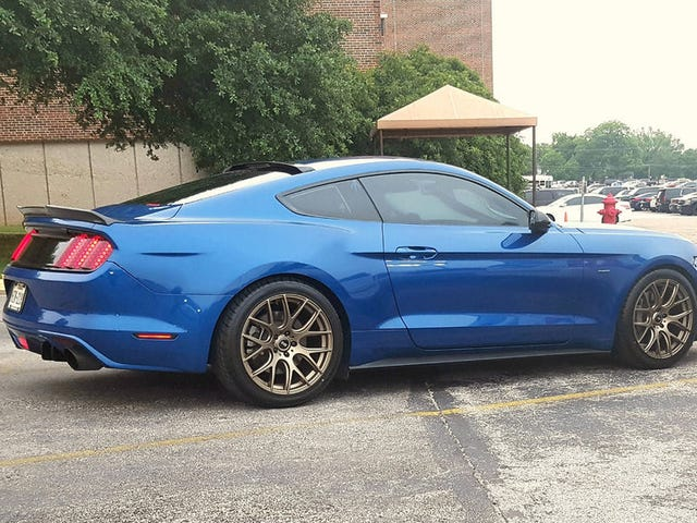 Hour Rule - 2017 Mustang Ecoboost edition
