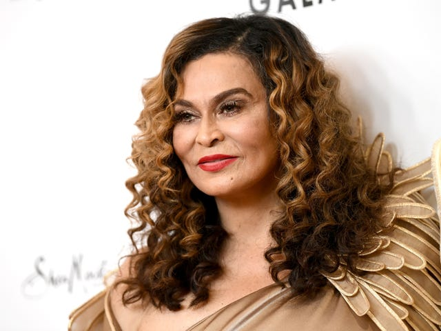 Tina 'Knowles' Black Excellence and Urges Us To Never Dim Our Light