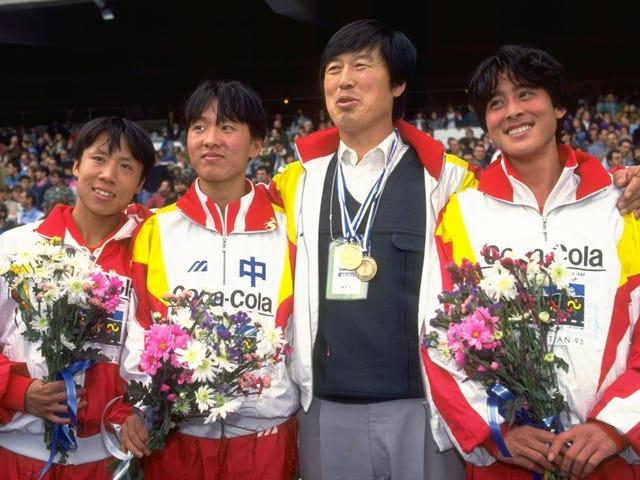 Kinesiske løpere avslørte gjerne statsstøttet doping i 1995, IAAF mistenkelig