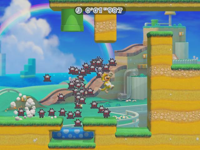 Mario Maker 2's New Speedrunning Mode Looks A Lot Like A Popular Fan-Made Hack