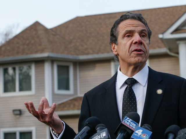 NY Governor's Veto Outrages Activists Fighting for Medicaid Patients Who Need Opioid Addiction Treatment
