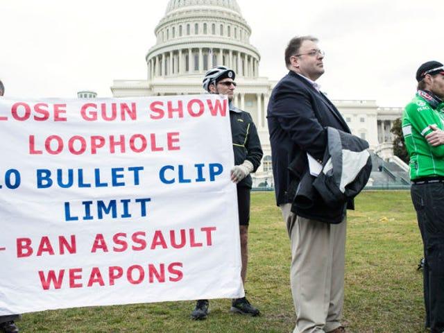 Judge Dismisses Sandy Hook Victims' Families' Lawsuit Against Gun Manufacturer