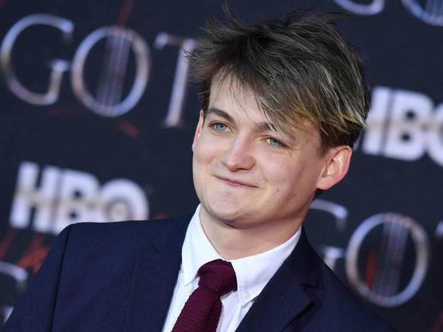 Game Of Thrones' Jack Gleeson played a pivotal role at an Irish wrestling show last weekend