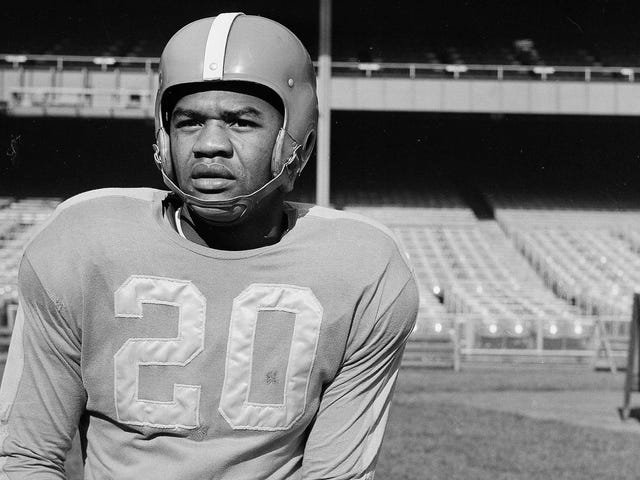 George Taliaferro, First Black Man Drafted by the NFL, Dies at 91