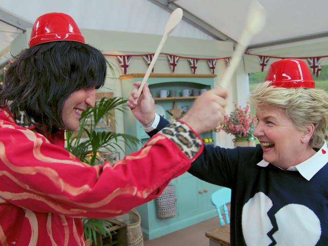 Sandi Toksvig is leaving The Great British Bake Off