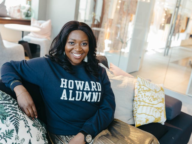 From Homecoming to the 'School of B' Howard University Traditions Helped Mold Ezinne Kwubiri for Success