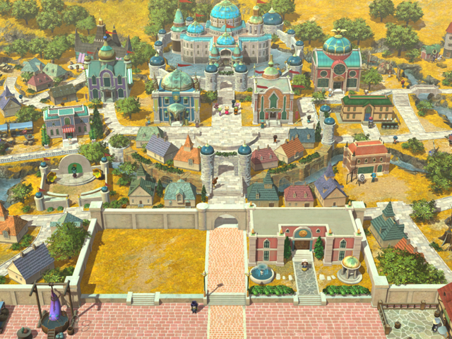 Ni no Kuni II Lets You Build Your Own Kingdom, And It's Lovely
