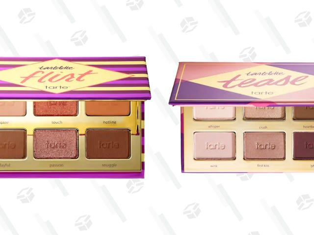 These Tarte Eyeshadow Palettes Are a Sweet Deal at Sephora