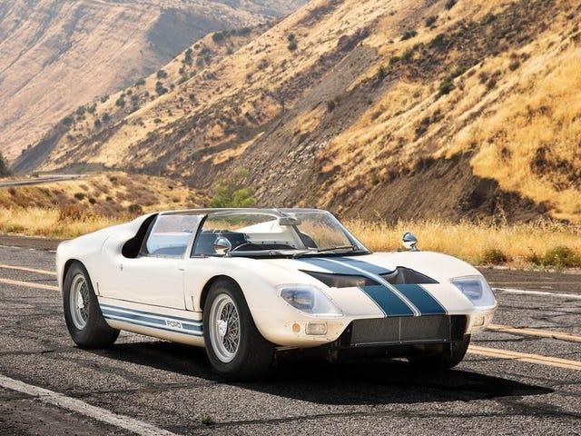酷的最后剩下的原始福特GT40跑车是出售 <em></em>