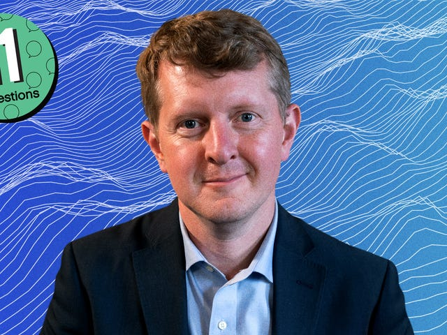 Jeopardy!'s Ken Jennings would like to be the third White Stripe