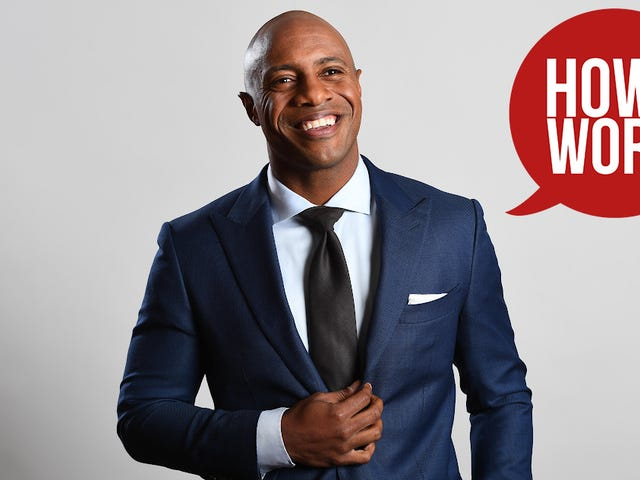 I'm ESPN's Jay Williams, and This Is How I Work