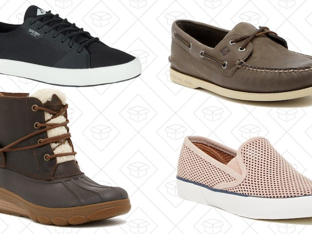 Get Your Spring Shoes From This Sperry Sale at Nordstrom Rack