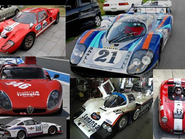 What Do These Cars All Have in Common?