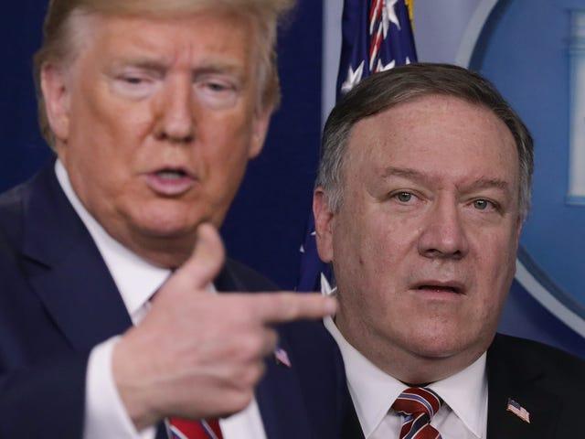 Bộ Ngoại giao Hoa Kỳ tìm kiếm sự giúp đỡ từ người nhận viện trợ nước ngoài cho các vật tư y tế khan hiếm