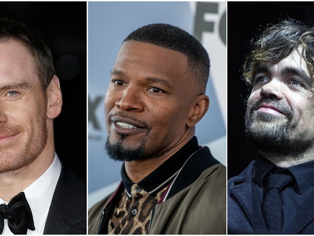Michael Fassbender, Jamie Foxx, and Peter Dinklage tapped for Wild Bunch reboot