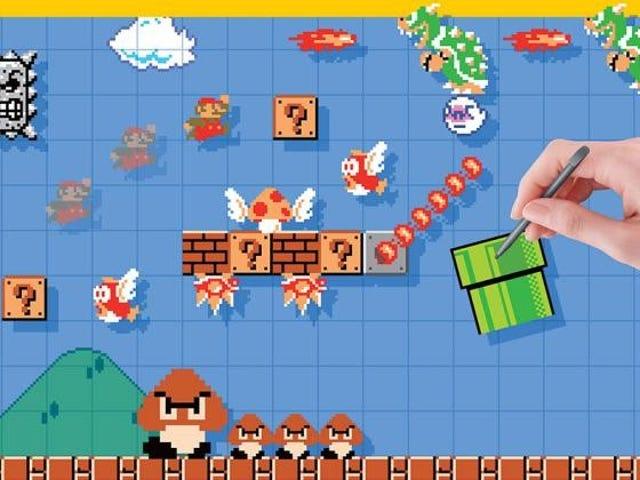 Mario Maker Fans Have Built A Better Community Website Than Nintendo