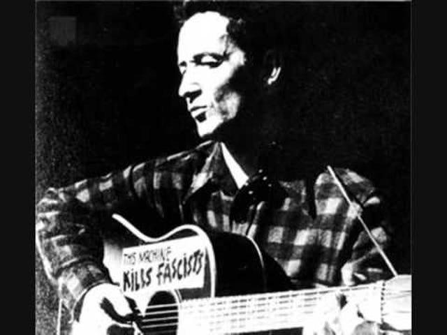 Woody Guthrie - 'Dette Land er dit Land'