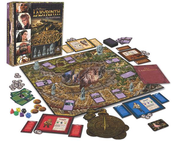 Gra planszowa <i>Labyrinth</i> sprawdzi, jak dobrze znasz swoją drogę wokół Goblin City