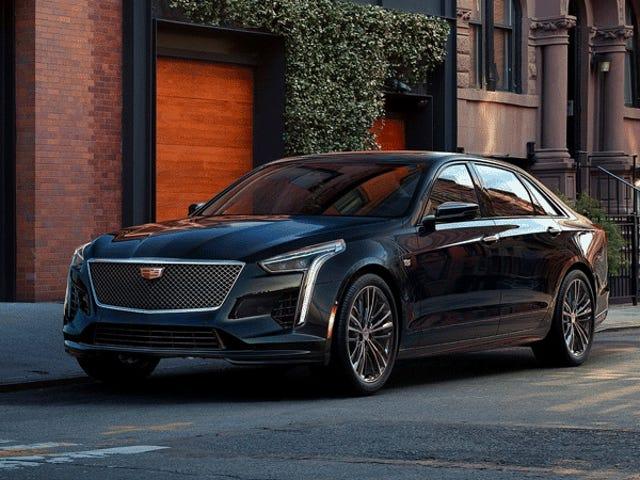 Vilka andra bilar ska få Cadillacs nya Twin-Turbo V8?
