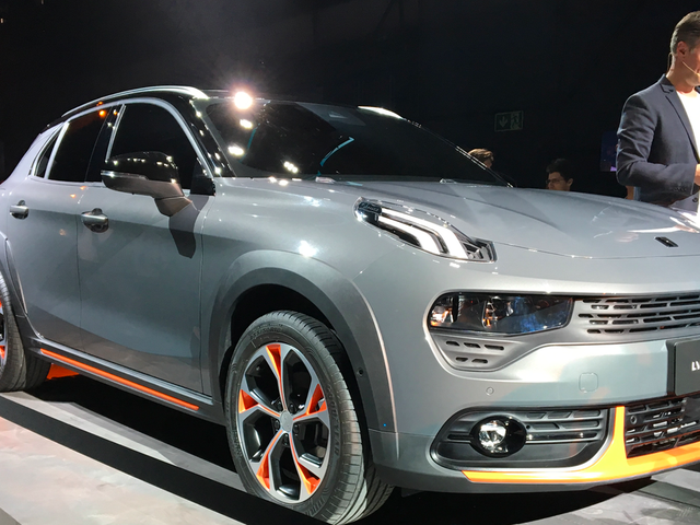 Lynk & Co Unveiled A New Crossover And Still Thinks You Should 'Subscribe' To It