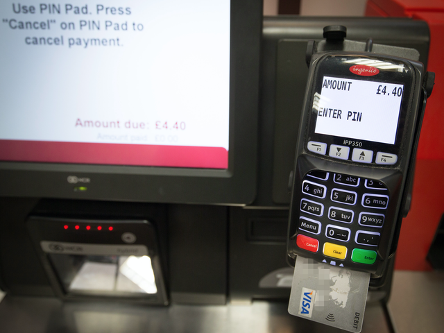 MasterCard Wants to Turn Your Thumbprint Into a PIN Number [UPDATED]