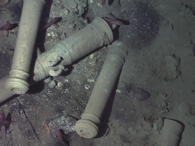 El galeón español hallado en la costa de Colombia podría contener un tesoro equivalente a 17.000 millones de dólares