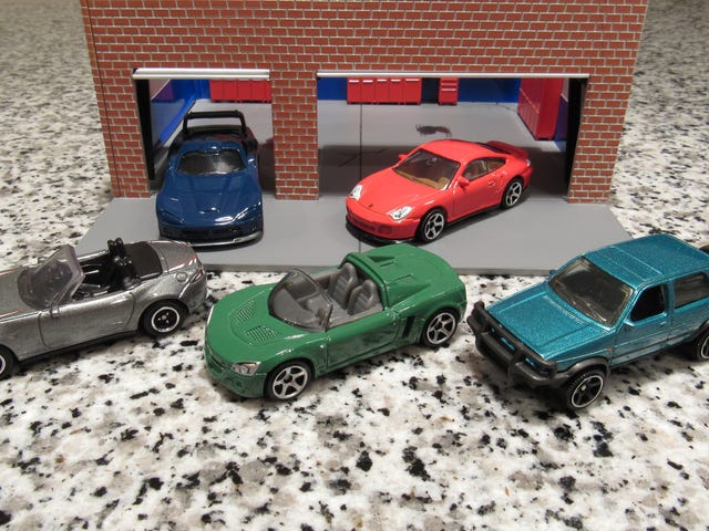 HAWL: End of the Year Matchbox Finds