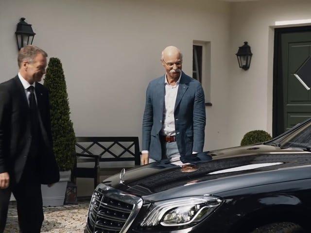 BMW's Farewell for Dieter Zetsche