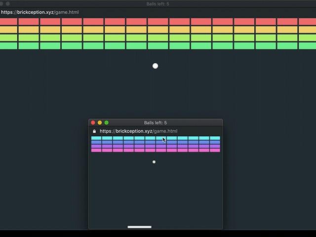 Spela detta Devious Browser Game som gör popup-fönster försvinner på ett helt nytt sätt