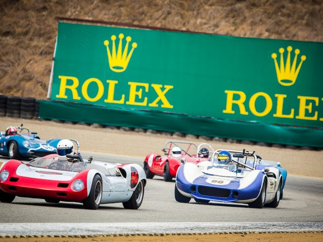 Shut Up And Fill Your Ear-Holes With 15 Minutes of Screaming Vintage Race Cars