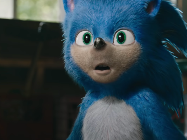It's Official: The<i> Sonic the Hedgehog</i> Movie Is Being Pushed to 2020