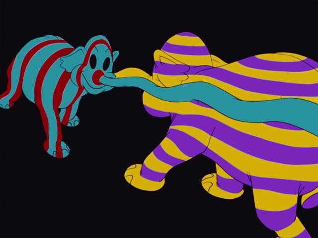 Dette er hvad der sker, hvis du giver en elefant den højeste dosis LSD nogensinde registreret i en organisme