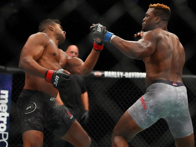 """Francis Ngannou's """"Uppercut From Hell"""" Is Just The Beginning"""