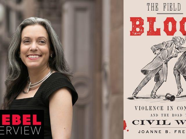 """""""Las normas están siendo desafiadas todo el tiempo"""": Joanne Freeman sobre la civilidad y la historia de las peleas en el Congreso"""